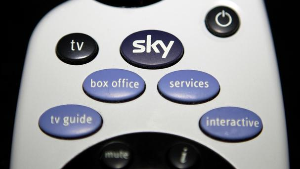The investment is being made to keep pace with the growth of Sky's business in Ireland.