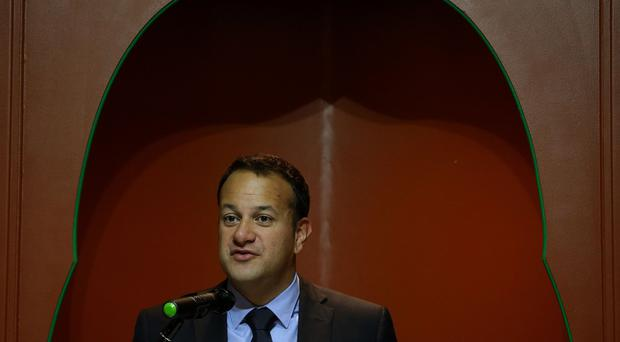 Health Minister Leo Varadkar supports the statutory commission of investigation into the foster home