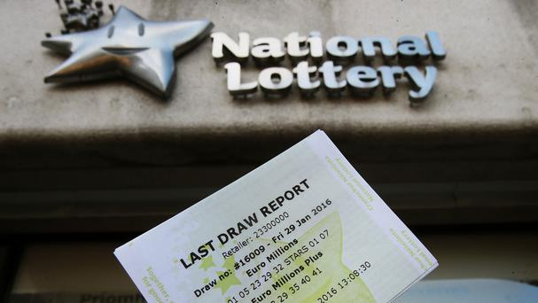 A claim has been made for the 66 million euro Euromillions jackpot win