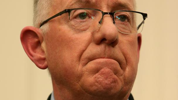 Charlie Flanagan announced the latest funding pledges