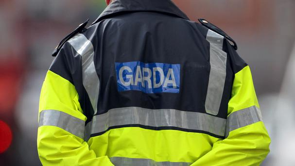 A criminal called emergency services to his west Dublin home yesterday, fearing he was under attack after the two brutal gangland killings of the past week