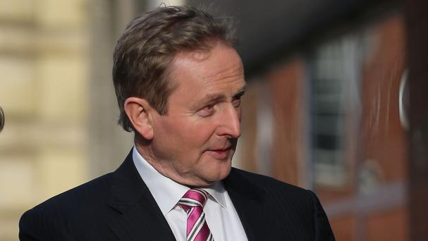 Enda Kenny said journalists must be able to go about their jobs without fear of reprisal