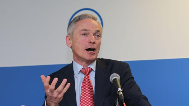 Jobs Minister Richard Bruton said the rate of jobs growth put Ireland right at the top of any international measure
