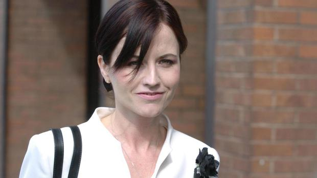 Cranberries singer Dolores O'Riordan has been fined 6,000 euro