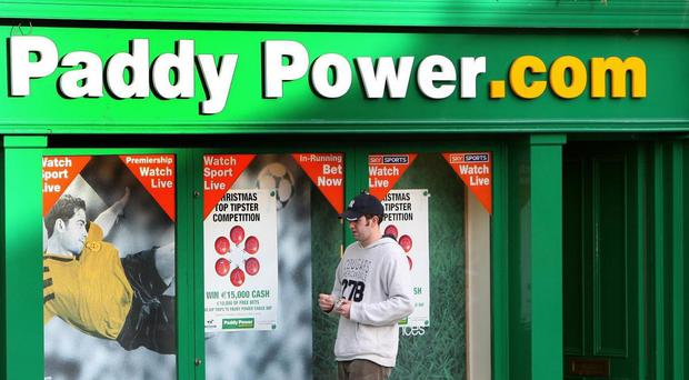Paddy Power said staff have been retrained.