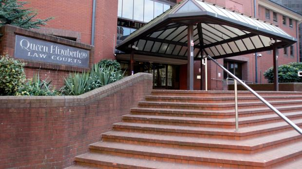 The men were found guilty at Birmingham Crown Court