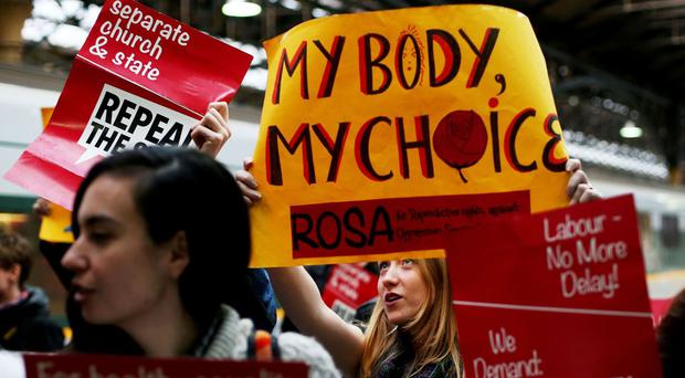 A poll for Amnesty found support for the decriminalisation of abortion