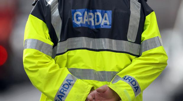 Gardai said the man was released without charge