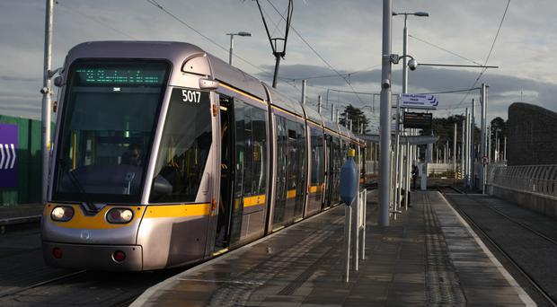 Luas tram drivers will strike on St Patrick's day