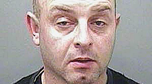 Wayne Bush pleaded guilty to conspiring to import class A drugs at Leeds Crown Court (National Crime Agency/PA)