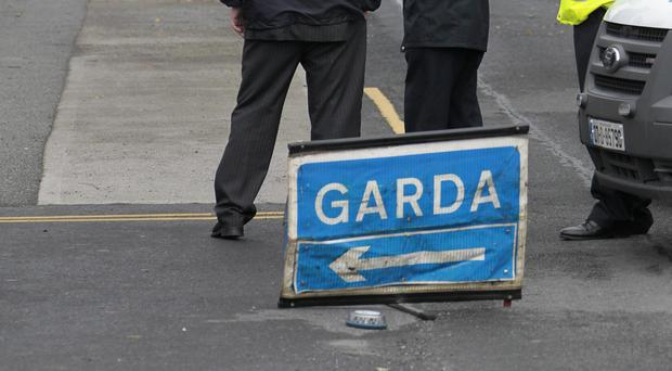 Aviation accident experts have begun examining wreckage next to Abbeyshrule airfield