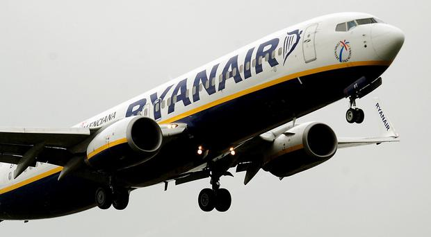 Ryanair said the upgrade fees were standard as there were only 28 seats left on the flight