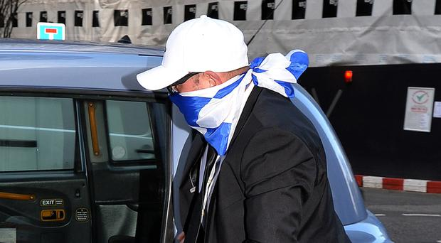 Artur Niewolik, 37, was cleared at the Old Bailey of molesting an air stewardess