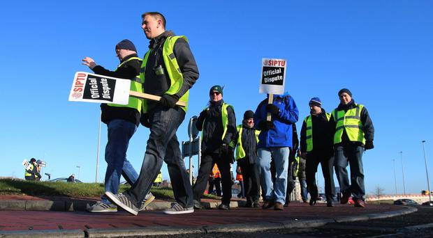 Luas workers are threatening to go on more strikes