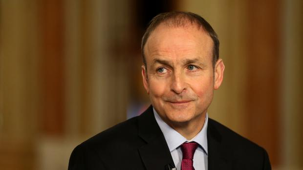 Fianna Fail leader Micheal Martin says minority governments can work successfully
