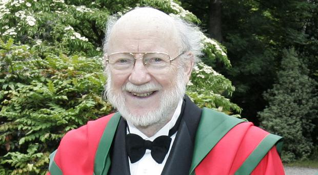 Professor William C Campbell was jointly awarded the Nobel Prize for Medicine