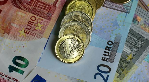 Every man, woman and child in Ireland has an average of 33,555 euro in borrowing