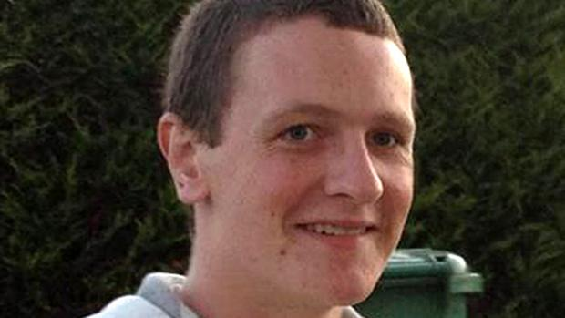 Joshua Molloy, 24, pictured before he travelled to Syria, from Ballylynan, Co Laois