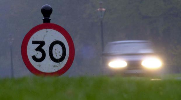 Drivers are facing a crackdown on speeding