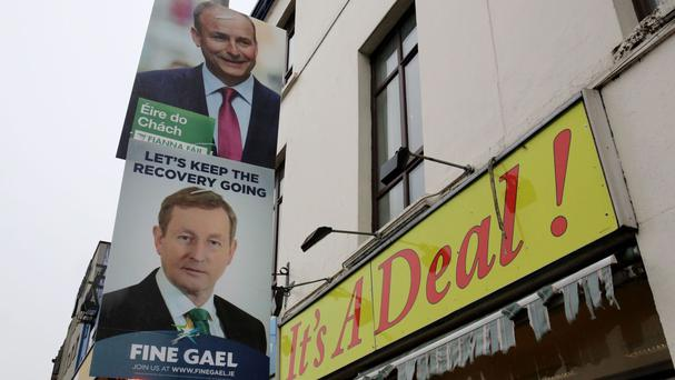 Caretaker Taoiseach Enda Kenny says a new minority government could be close to a deal