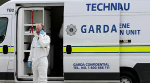Garda technical experts have also been called to the scene to carry out a forensic examination