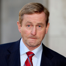 Caretaker role: Enda Kenny