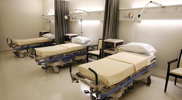 Fianna Fail said it was concerned over proposals to create trusts to run hospitals