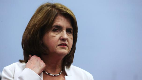 Joan Burton said it had been 'a great honour for me to serve as leader and deputy leader of the party'