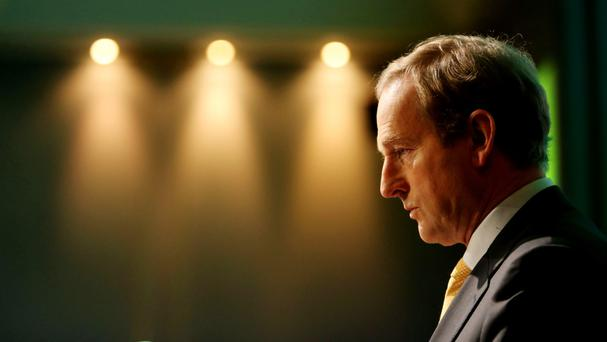 Almost half of all voters (48%) also believe Mr Kenny should quit as Fine Gael leader and Taoiseach