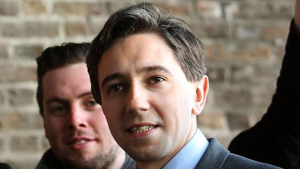 Simon Harris, at the Department of Health, blamed missing the deadline on the