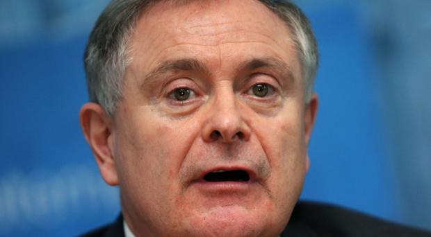Brendan Howlin is the new Labour leader
