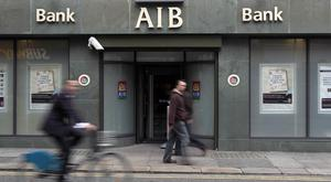 First Trust parent company Allied Irish Bank (AIB) has reported strong profitability, increased lending, and reductions in impaired loans in the first three months of the year