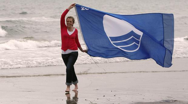Some of Ireland's best-known beaches have lost their Blue Flag status