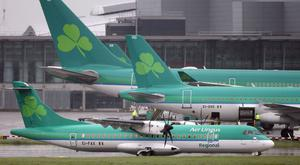 Dublin Airport handled 188,771 flights over the year