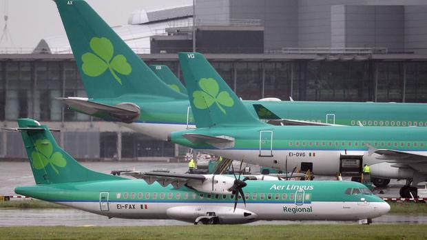 French ATC workers strike disrupting both Ryanair and Aer Lingus schedules.
