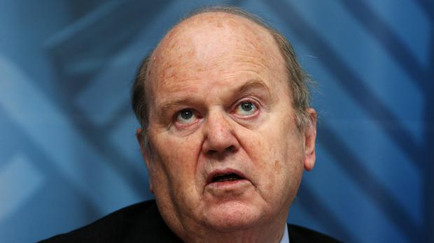 The Republic's Minister for Finance Michael Noonan played down earlier tough comments from Germany's Finance Minister Wolfgang Schauble, who previously said the UK would be locked out of the common trade area if people voted for a Brexit.