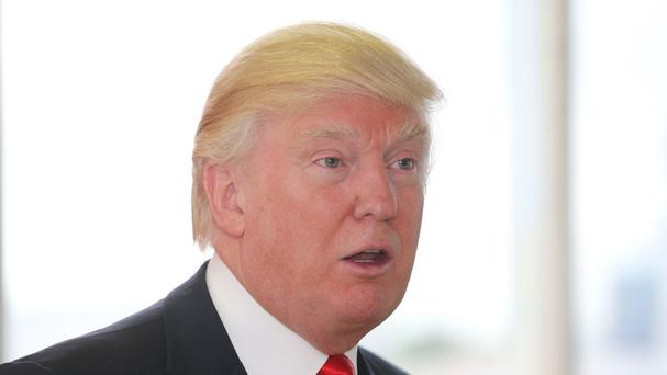 Donald Trump will not visit his Doonbeg course this week