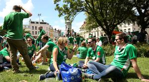 Republic of Ireland fans are gearing up for their favourites taking on hosts France at Euro 2016