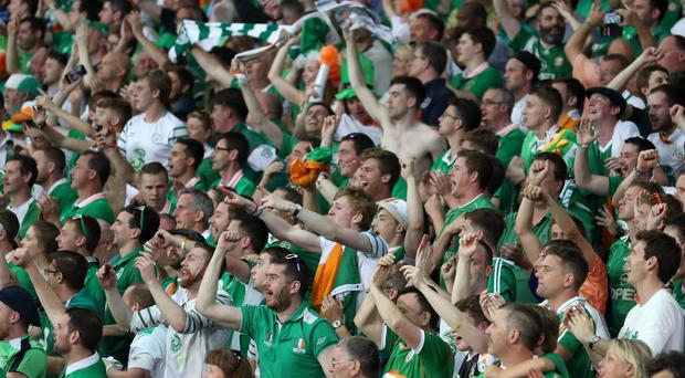 Euro 2016 gave Irish grocery retailers a boost as fans stocked up to watch the matches on TV