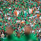 The Green Army will be awarded the Grand Vermeil