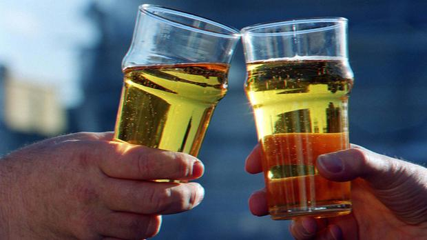 Bulmers sales have gone up 9%