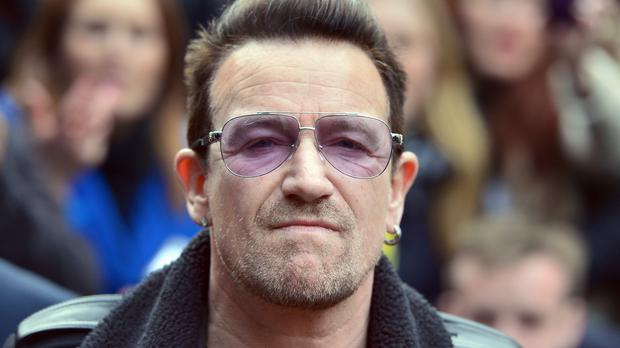 U2's Bono is reported to have been caught up in the lorry attack in Nice, where he was dining in a restaurant