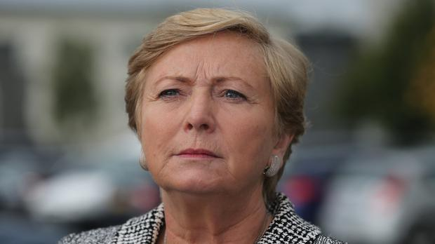 Irish Justice Minister Frances Fitzgerald said she would