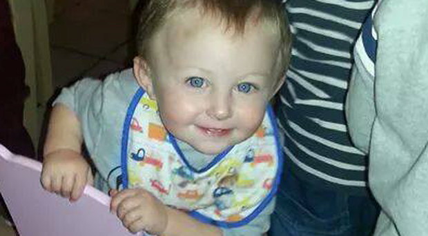 Jodie Power's son Alex (3)