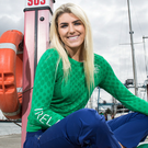 Don Tidey's daughter Saskia who will compete in Rio