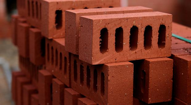 'House-building in Northern Ireland has begun to pick up over the last 12 months'