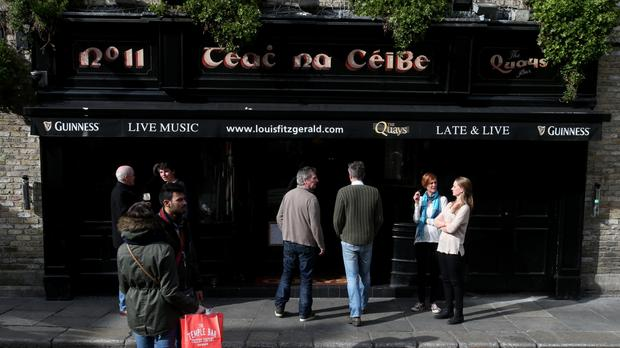 Highlights in Dublin are 'meeting locals, inhaling history and imbibing black beer', the book says