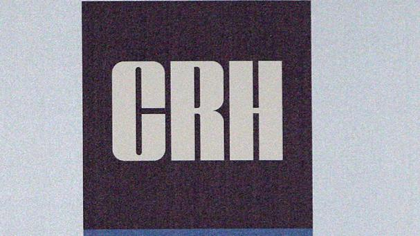 CRH is on track to deliver more profits than anticipated next year