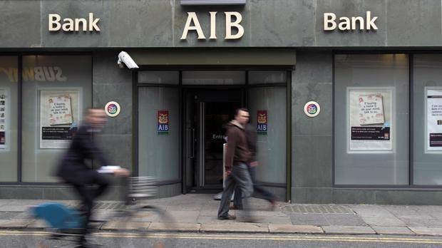 AIB says banking services working again after technical issues