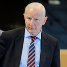Former OCI president Pat Hickey, who has stood down amid allegations that he was involved in a ticket touting scam